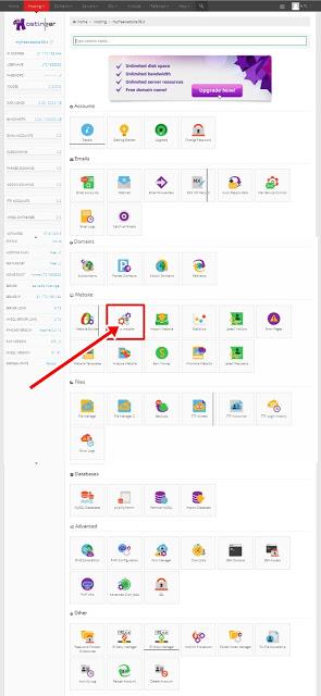 Panduan Dasar Akses dan Konfigurasi Website pada cPanel