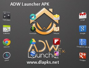 adw launcher apk free download
