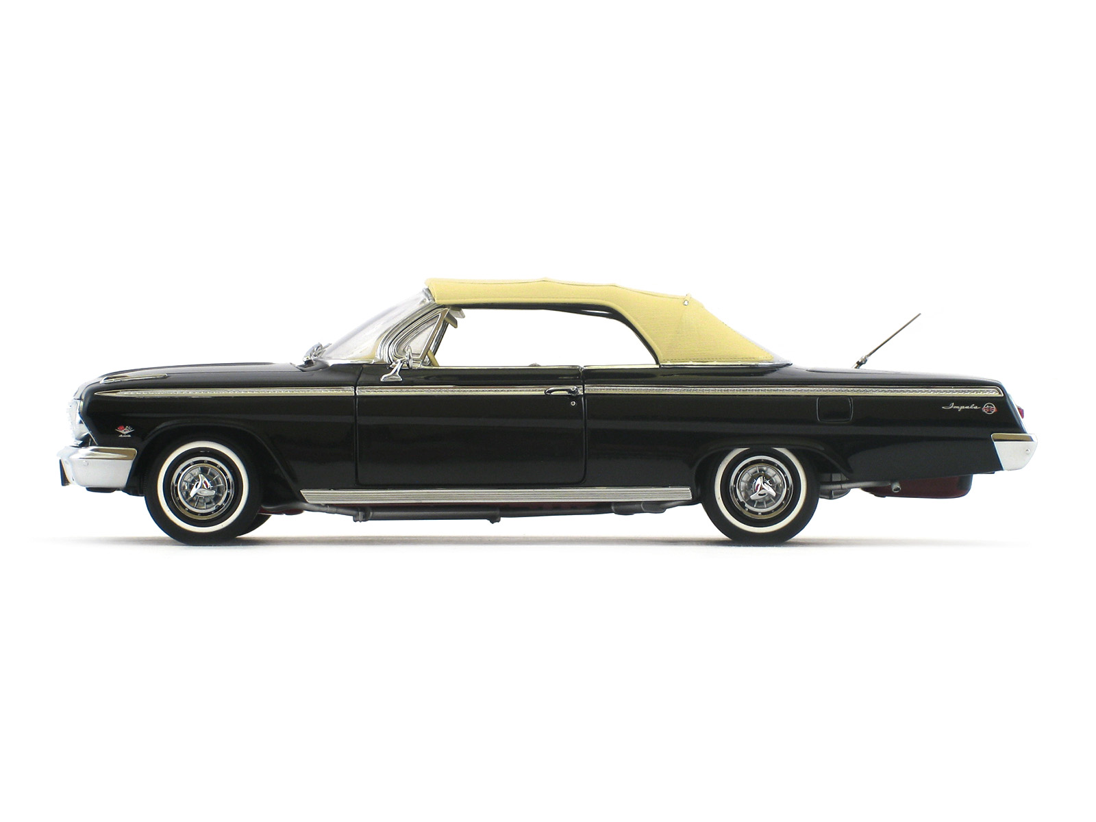 Convertible Ford F 150 >> 1962 Chevrolet Impala SS Convertible West Coast Precision Diecast