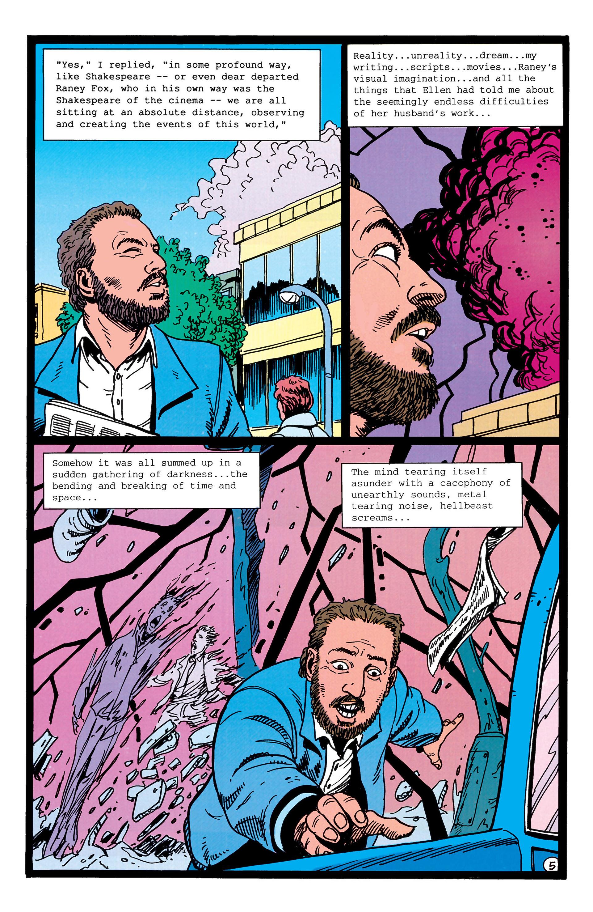 Read online Animal Man (1988) comic -  Issue #50 - 6