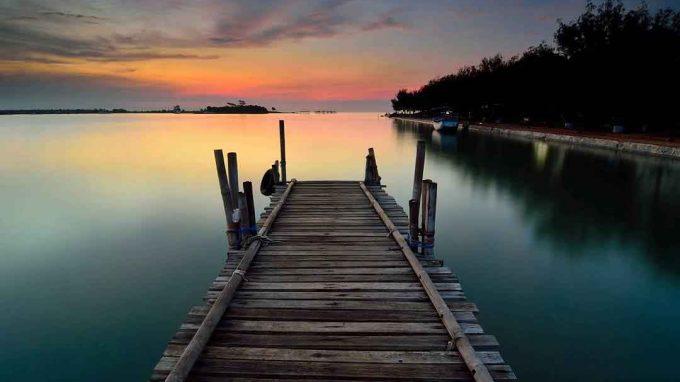 Pantai Marina Yang Populer Di Semarang Pesona Keindahan Alam Indonesia