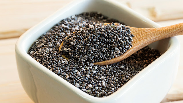 nasiona chia a zdrowie i uroda