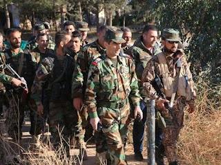 Iran's presence in Syria