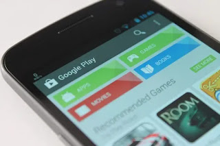 Ilustrasi Google Play. Ist Foto.