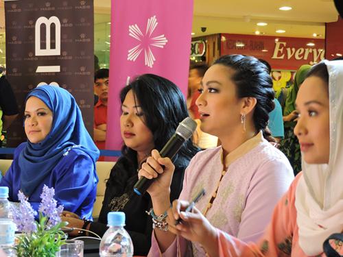 Pencarian Wanita Melayu 2016 - juri