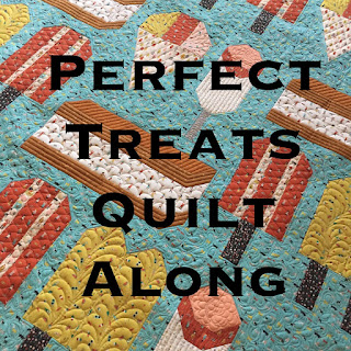 Perfect Treats Quilt Along www.quiltingmod.com