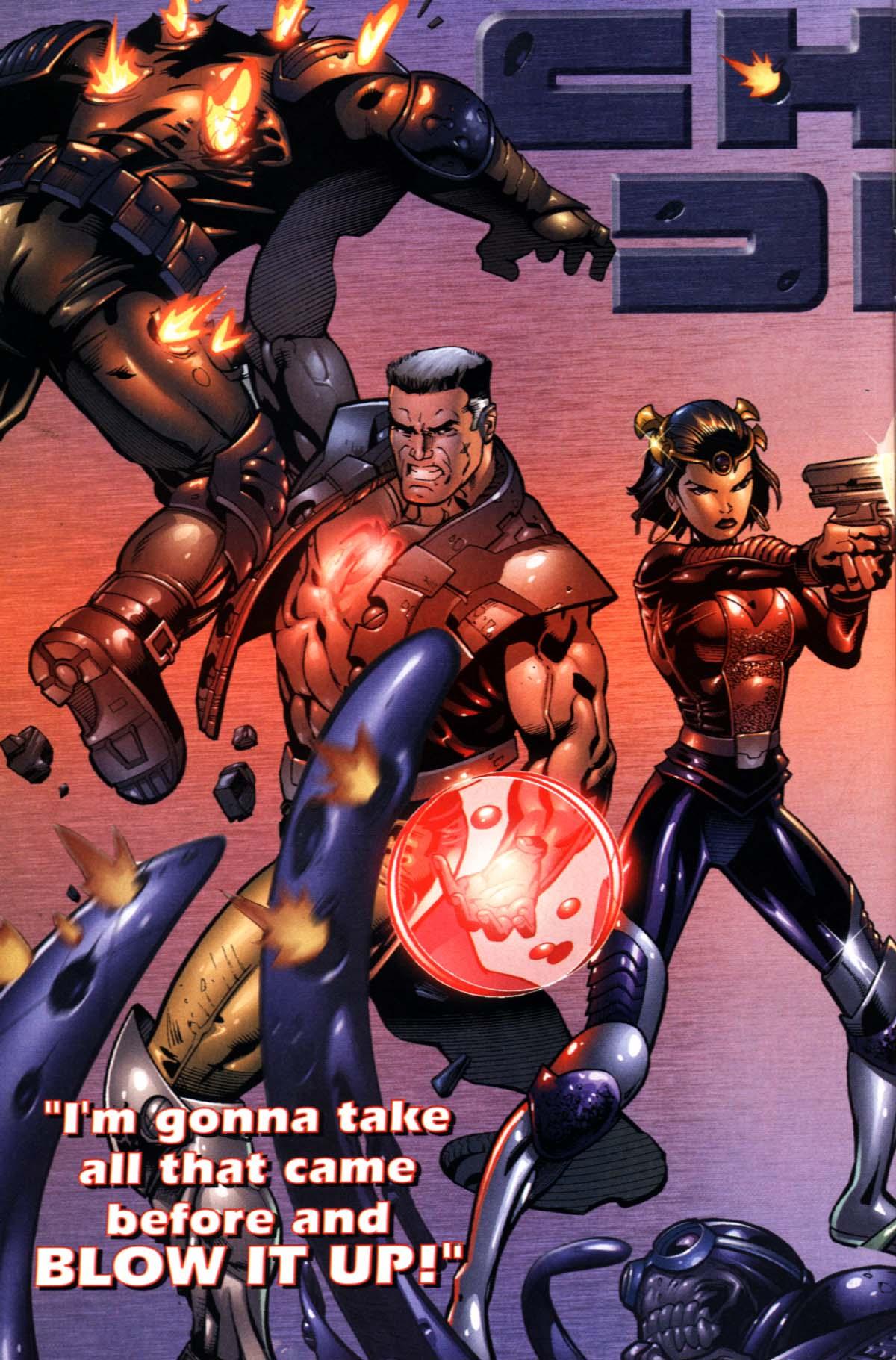 Read online Sigil (2000) comic -  Issue #21 - 28