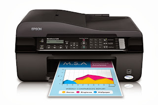 Download Epson WorkForce 520 Printers Driver & instructions install