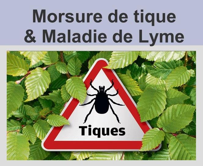 MAIRIE DE ROUVRES-LES-BOIS: Attention aux Tiques