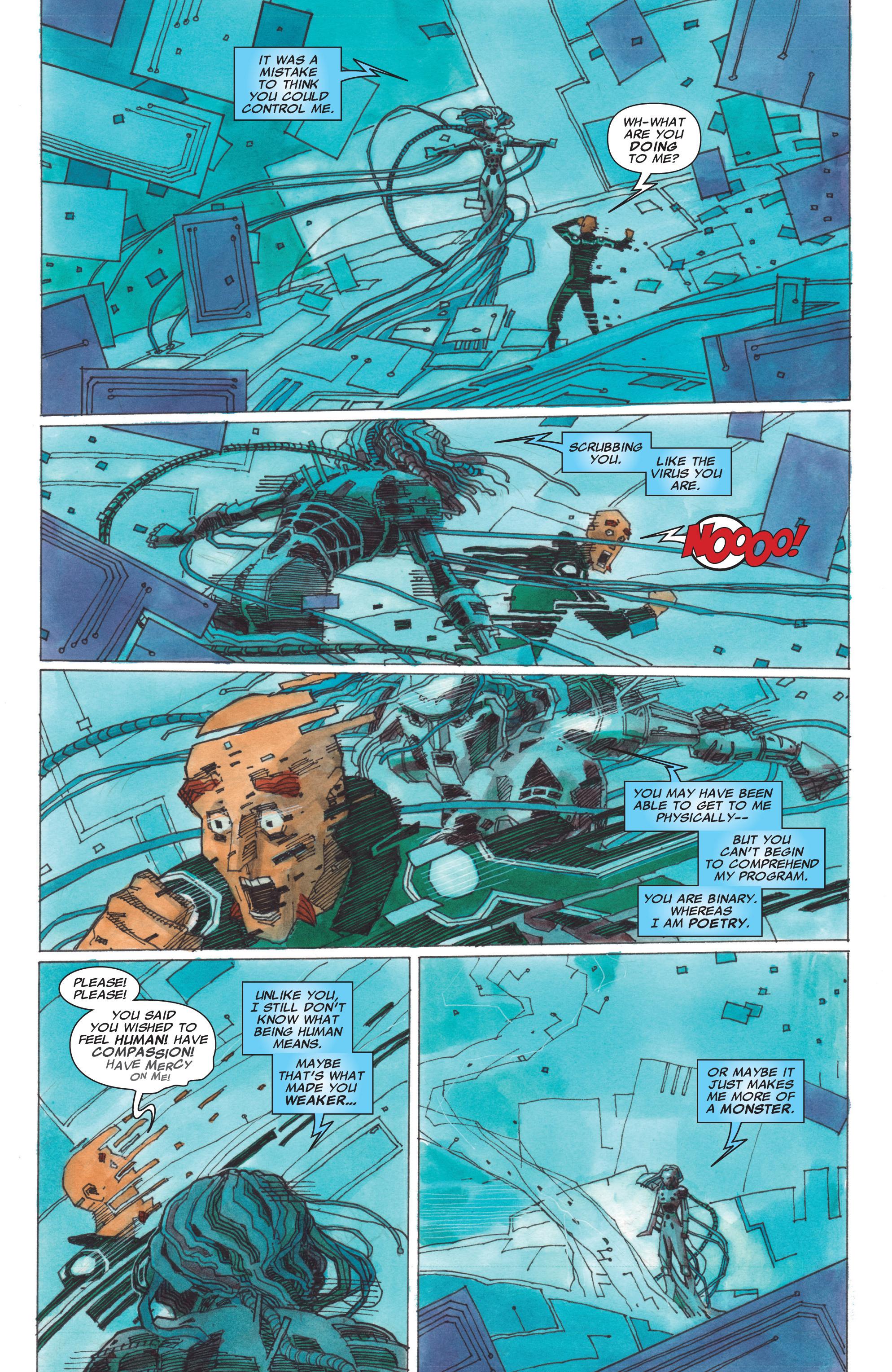 Read online Astonishing X-Men (2004) comic -  Issue #43 - 20