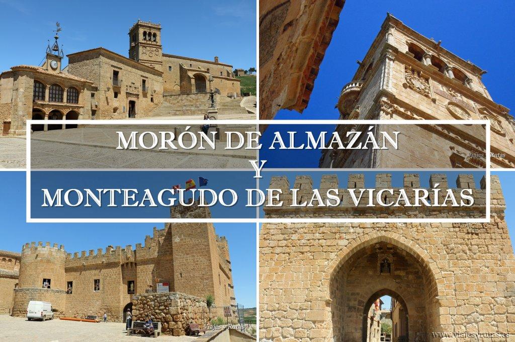 Morón de Almazán y Monteagudo de las Vicarías, Soria
