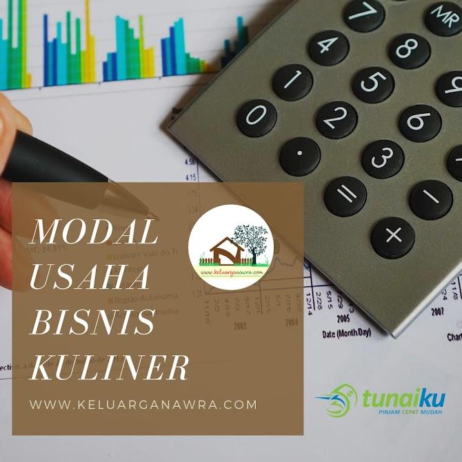 Pinjaman Modal Untuk Memulai Bisnis Kuliner Online