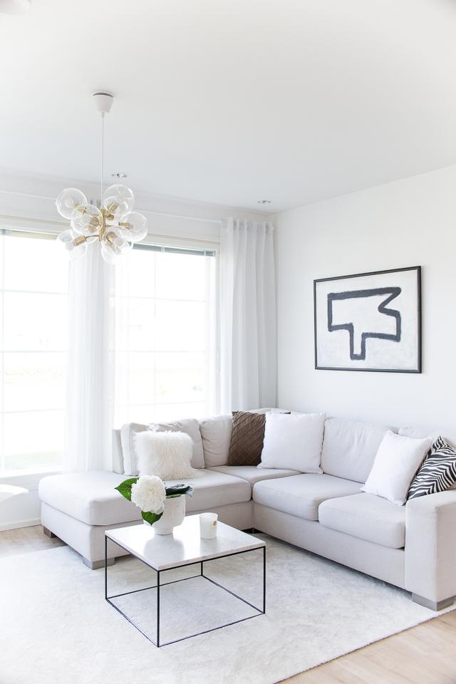 Villa H, hattara matto, vm carpet, taide, sisustusinspiraatio, klassinen koti