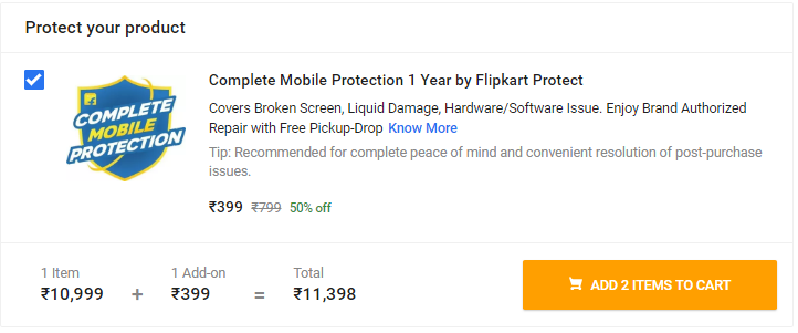 cmp cover of flipkart