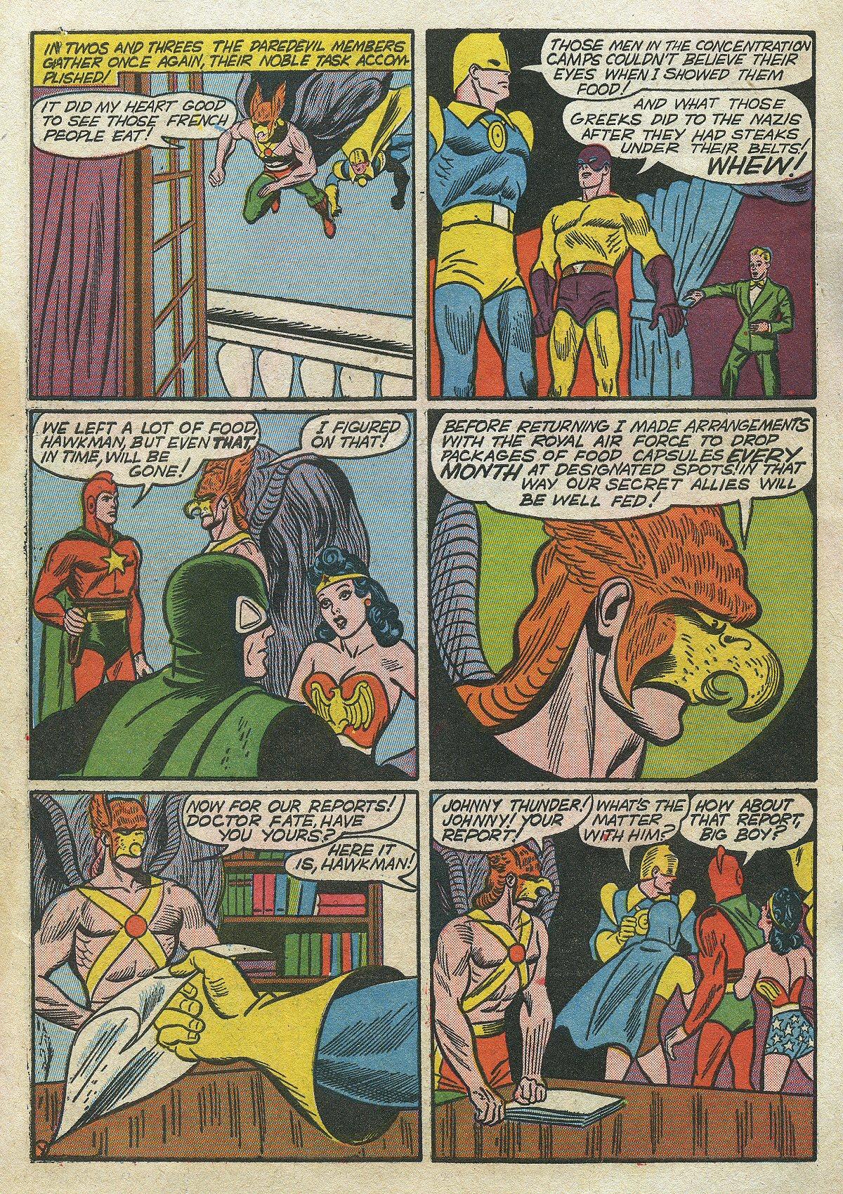 Read online All-Star Comics comic -  Issue #14 - 63