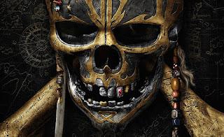 piratas del caribe 5: nuevo poster con paul mccartney