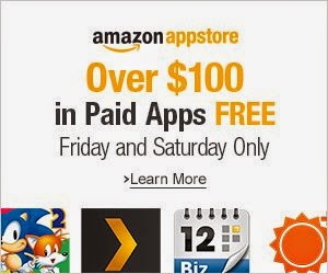 Amazon's Appstore giving away $100 worth of 31 premium apps & games for free