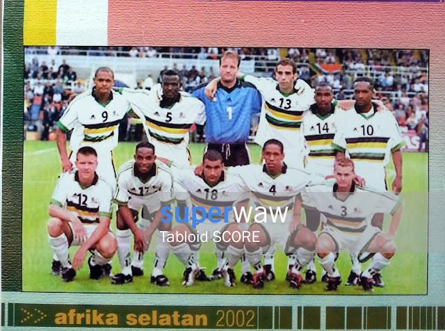Tim Afrika Selatan 2002