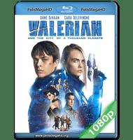 VALERIAN Y LA CIUDAD DE LOS MIL PLANETAS (2017) FULL 1080P HD MKV ESPAÑOL LATINO