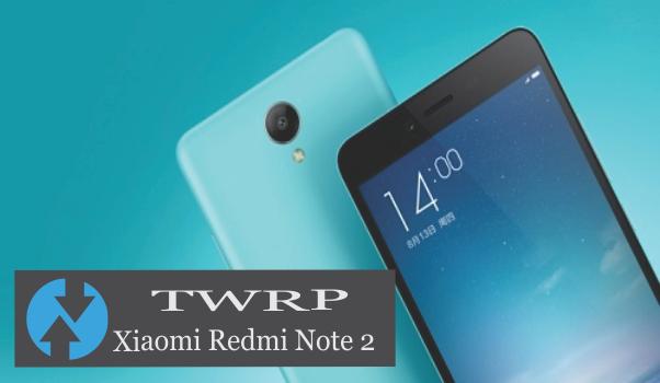 Cara pasang TWRP + Root Xiaomi redmi note 2