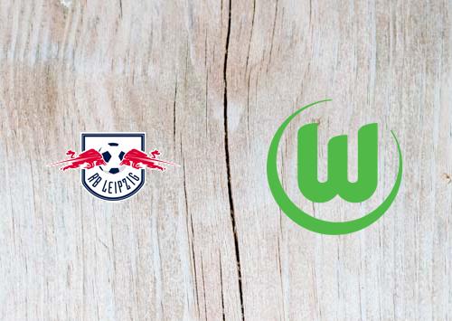 RasenBallsport Leipzig vs Wolfsburg - Highlights 13 April 2019