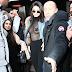 Kendall Jenner phanh ngực gây náo loạn đường phố Paris