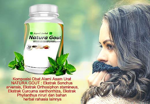 Obat asam urat tradisional untuk menyembuhkan penyakit asam urat, rematik, encok, nyeri sendi, dan lain-lain tanpa efek samping.