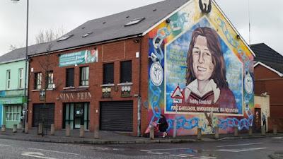 Sede del Sinn Féin