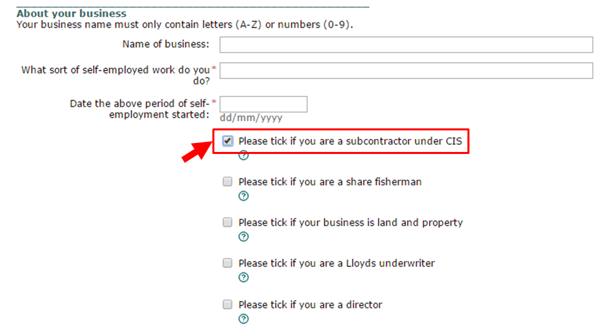 how to obtain utr number