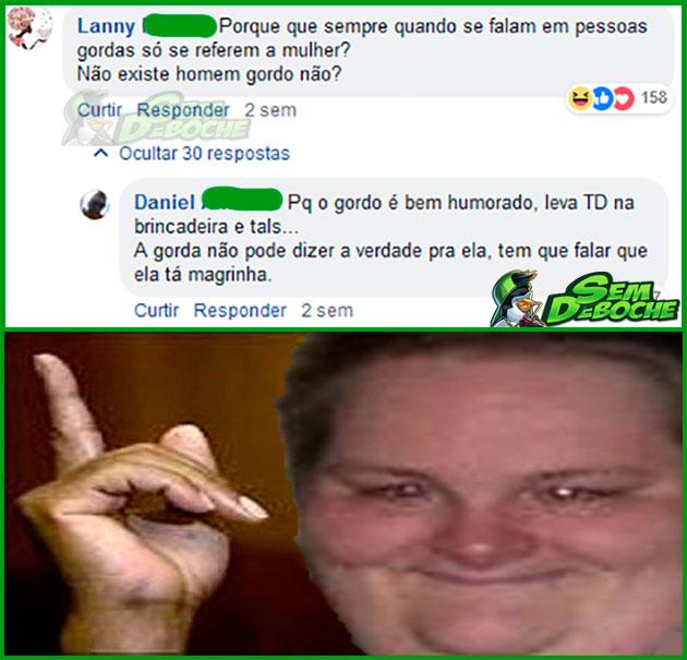 TODO GORDO É GENTE BOA