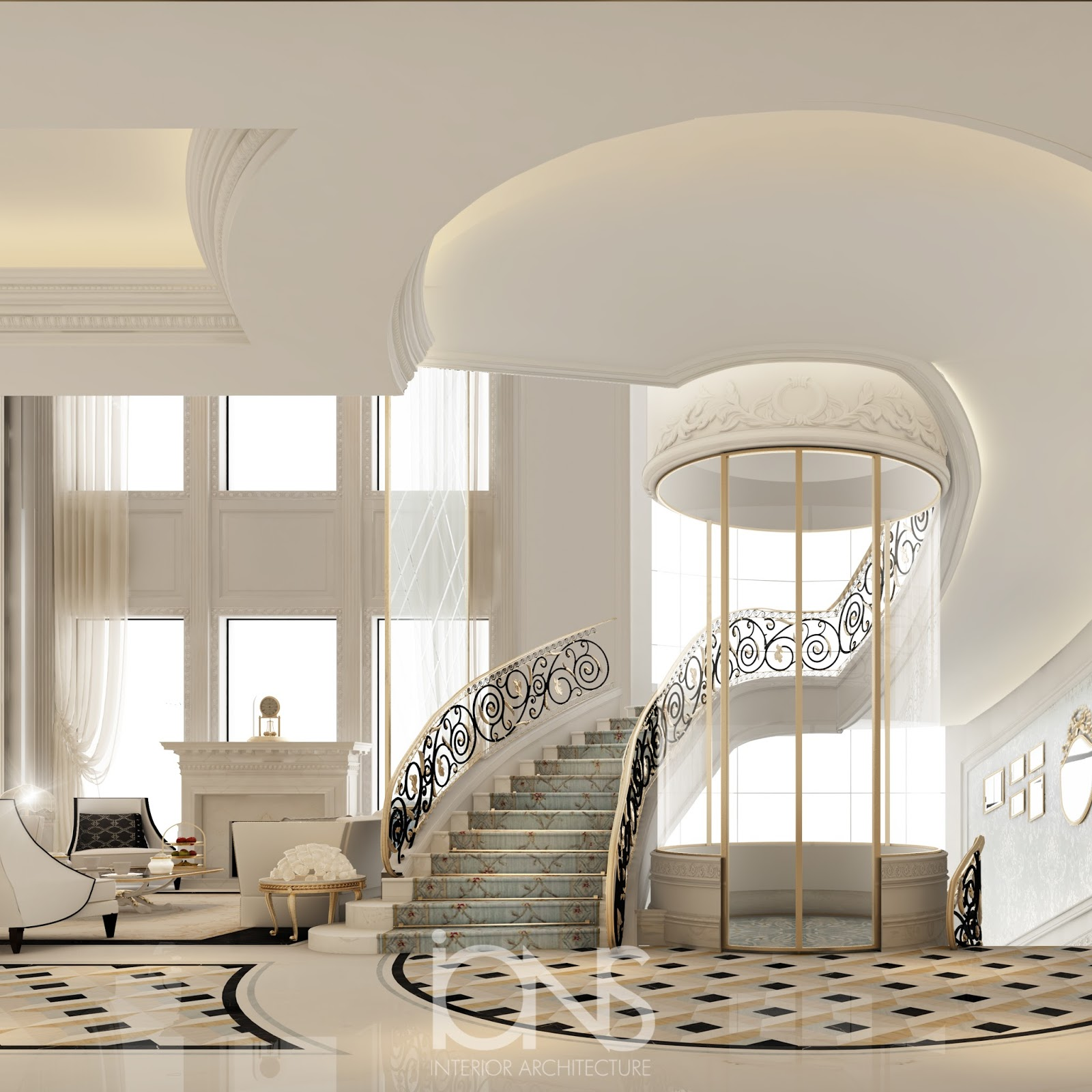 Dubai Interior Design Company Interior Design Ideas For Luxury House