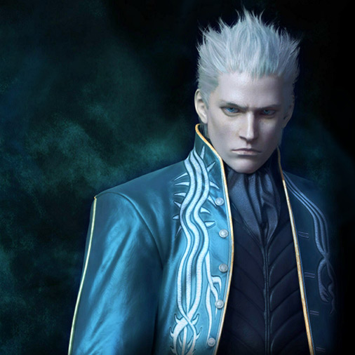 Vergil Wallpaper Engine
