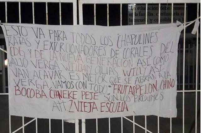 """""""Mejor que se abran a la vrga"""", Zetas vieja escuela mandan amenazas y advertencias para CJNG y CDG"""