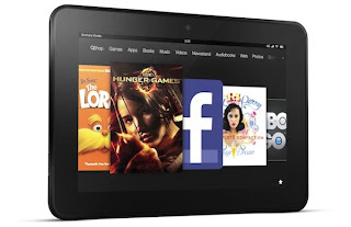 "7"" Kindle Fire"