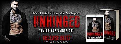 Release Blitz: Unhinged by Natasha Knight
