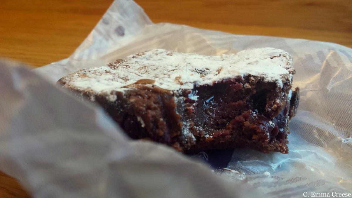 Brownies Borough Market London Adventures of a London Kiwi