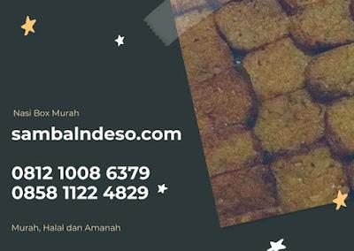 harga Pesan Nasi Box Enak Bintaro Sektor 9