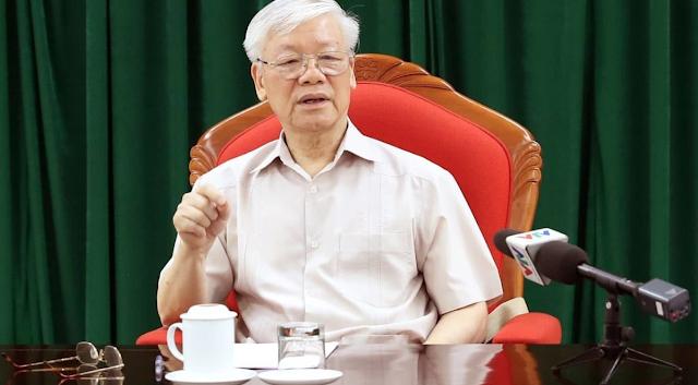 Kết quả hình ảnh cho Bất thường quanh ông Nguyễn Phú Trọng