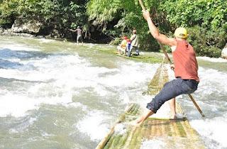 Sungai Favorit Pecinta Arung Jeram Sejati
