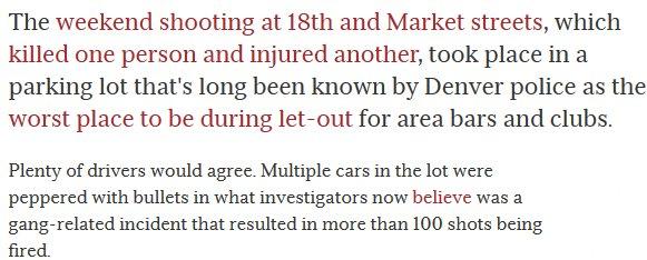 Denver Crime