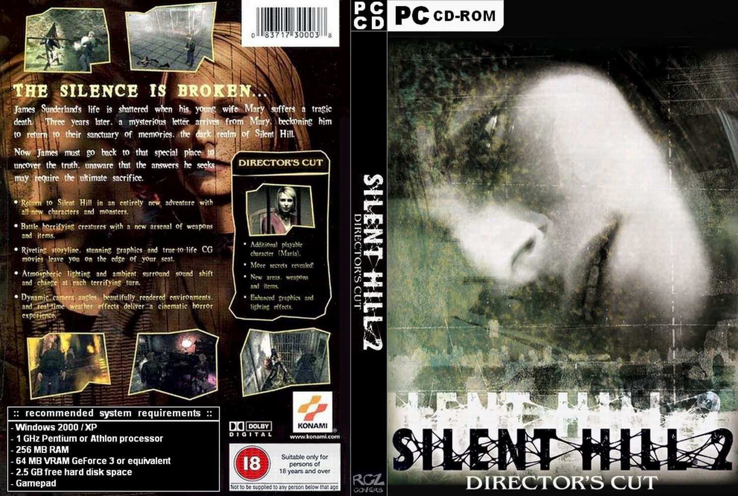 silent hill 2 enhanced edition 2018 download