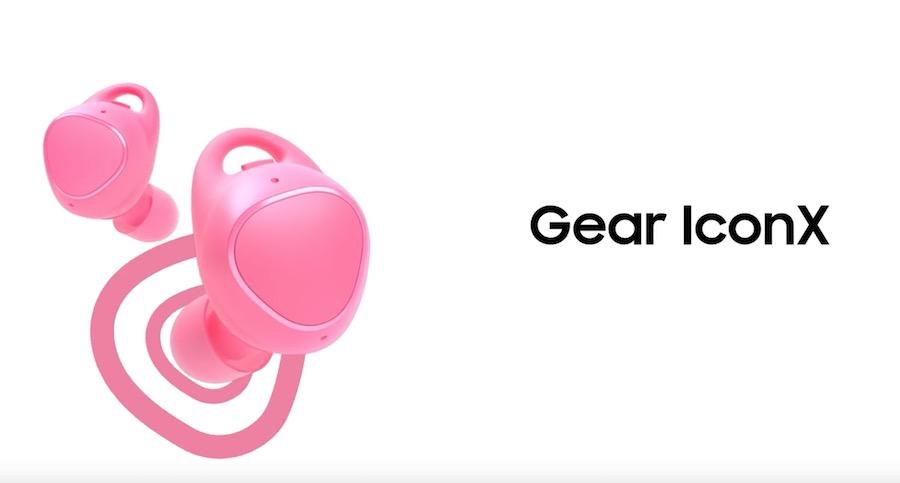 Canzone Samsung Pubblicità promo Gear IconX, Spot Novembre 2017