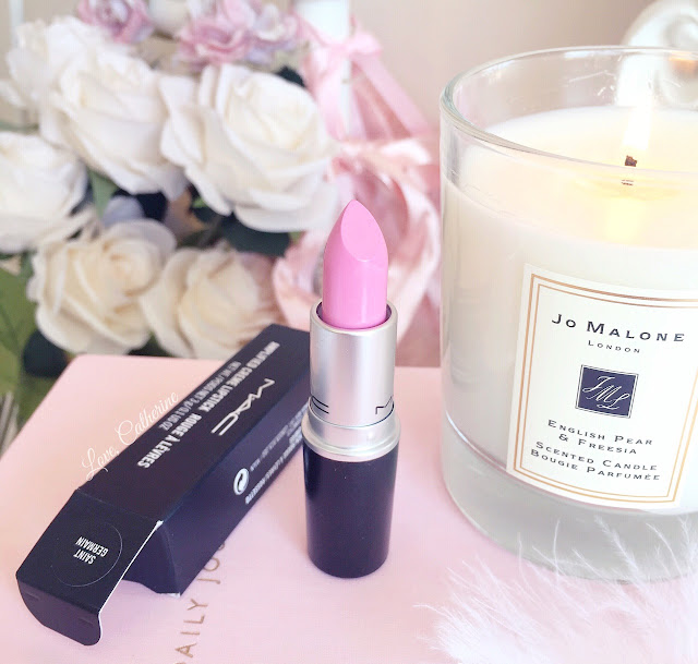MAC Lipstick | Saint Germain