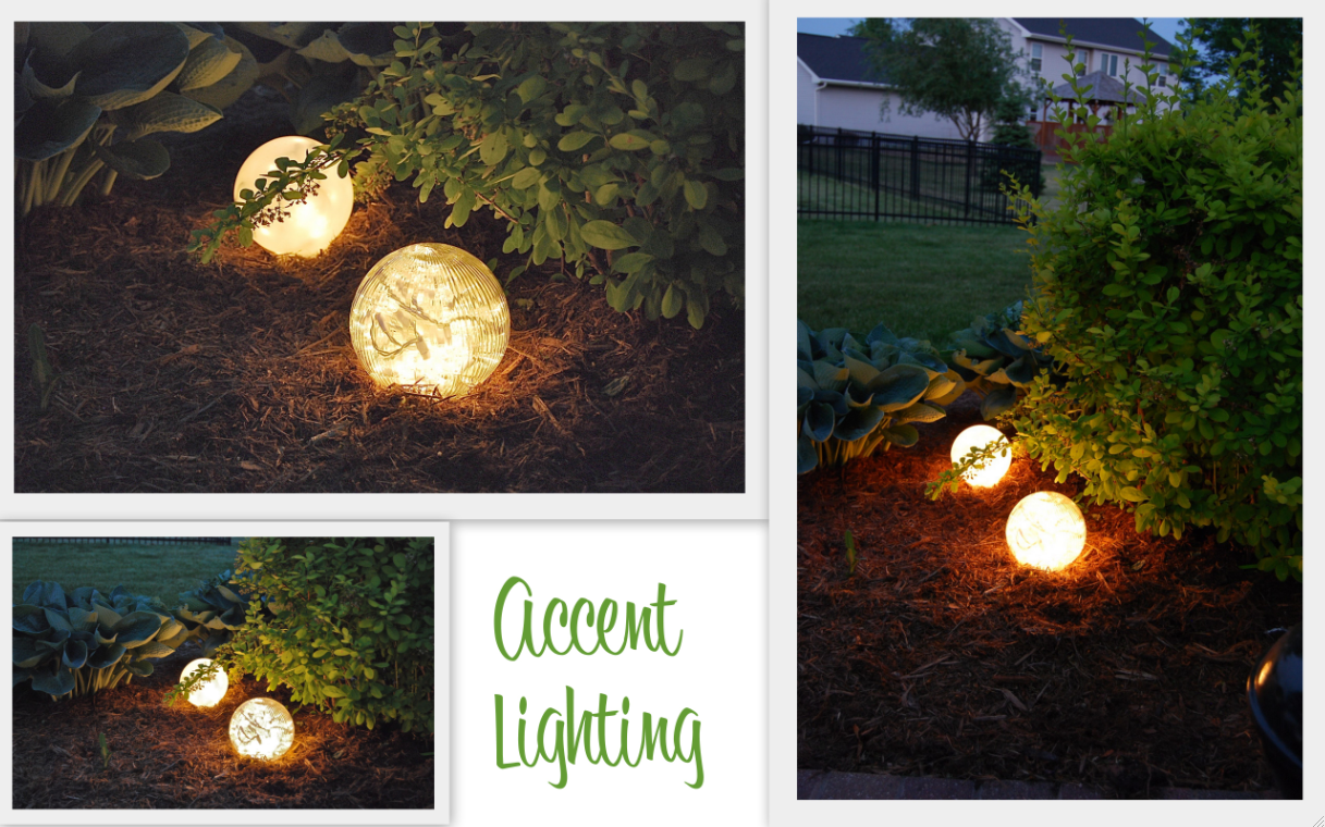 Garden With Lights: 17+ Outdoor Lighting Ideas For The Garden