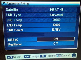 How to add new TV channels in DD Free dish set-top box ?