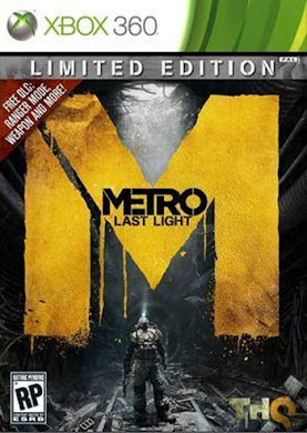 Metro: Last Light Xbox 360 Región Free Español