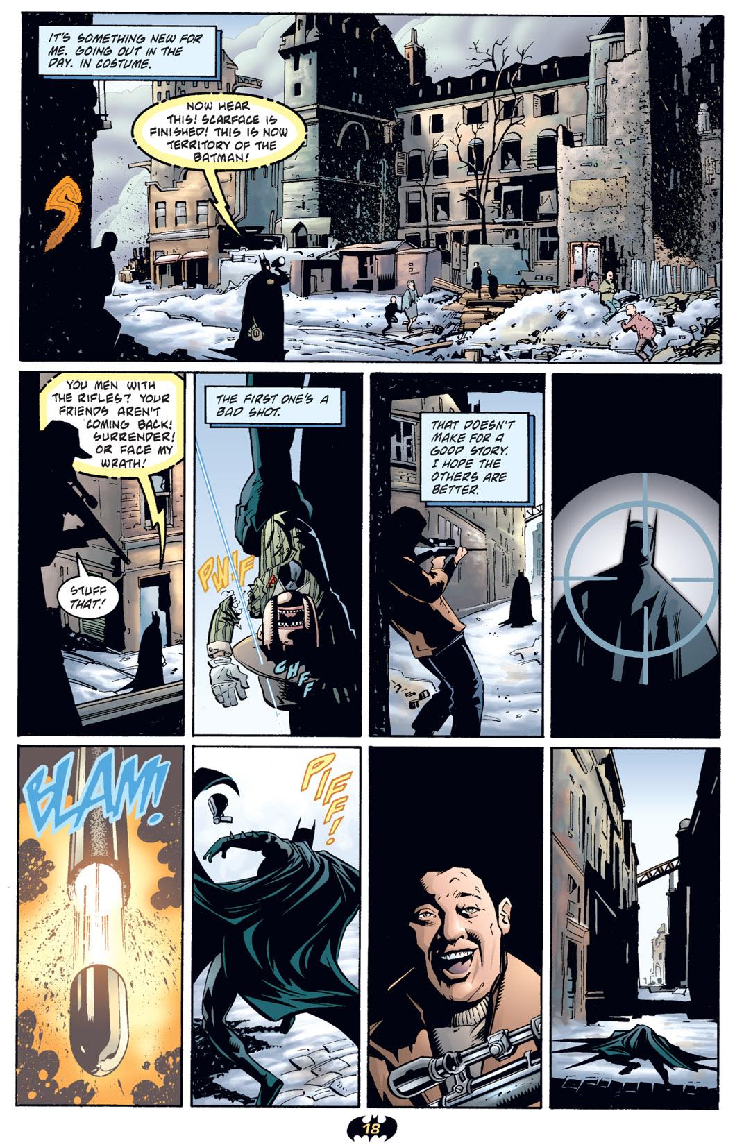 Detective Comics (1937) 730 Page 18