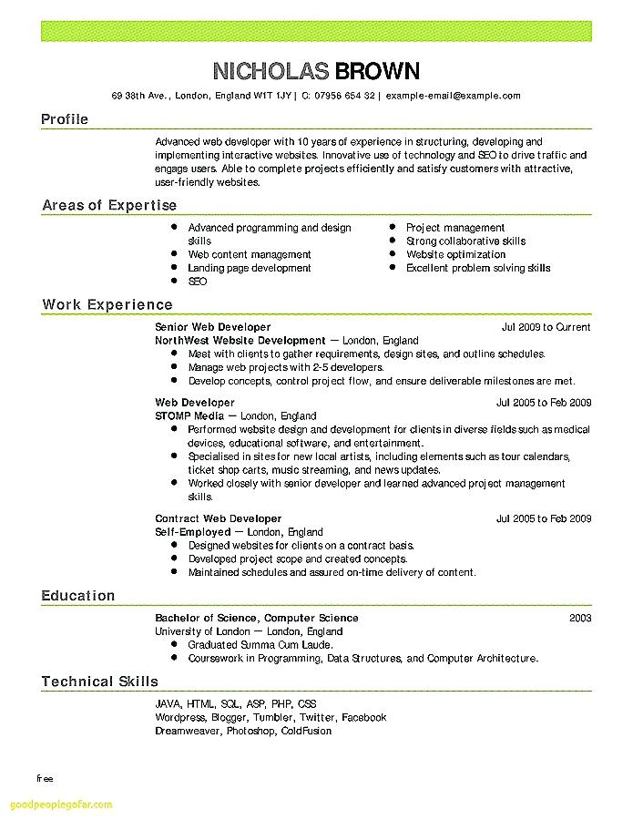 Free Resume Templates 2019 for Jobs - Resume Templates