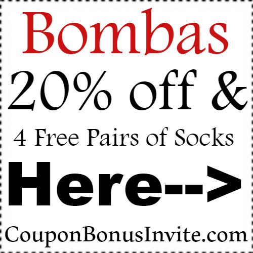 Bombas Discount Code April, May, June, July, August, Septermber 2017: Bombas.com