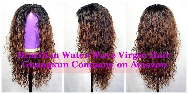 Guangxun Hair on Amazon